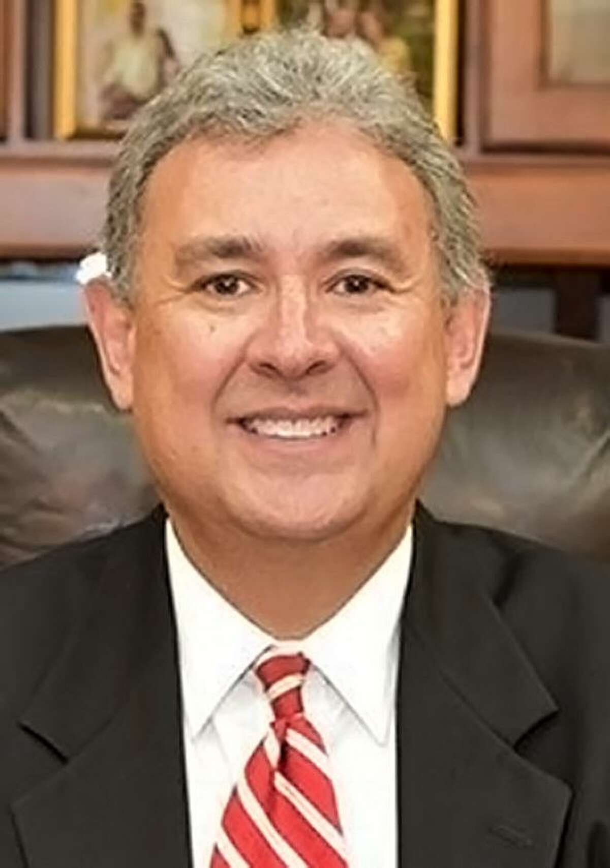 Joe Gonzales, candidate for Bexar County District Attorney.