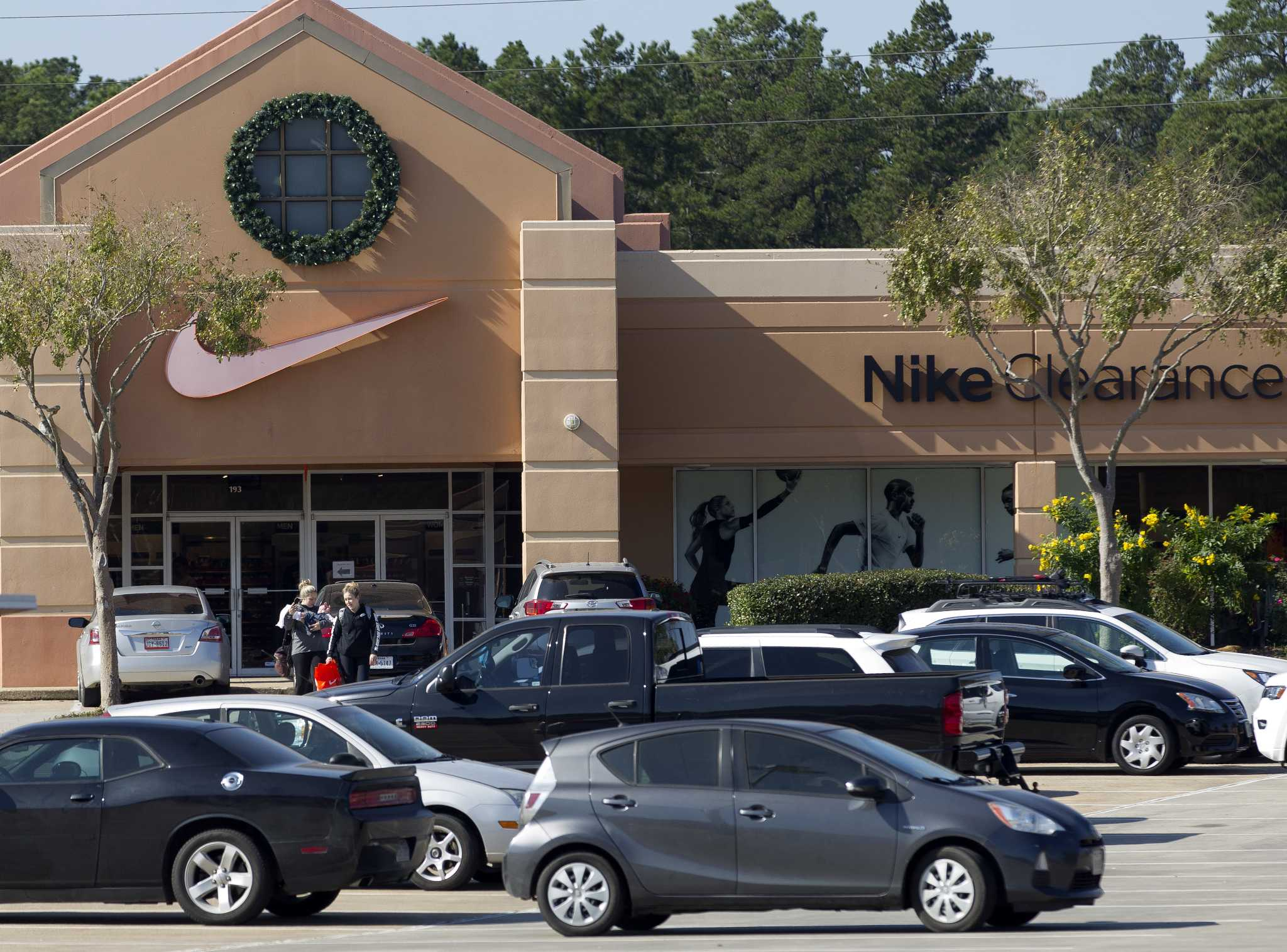nike store in conroe outlet