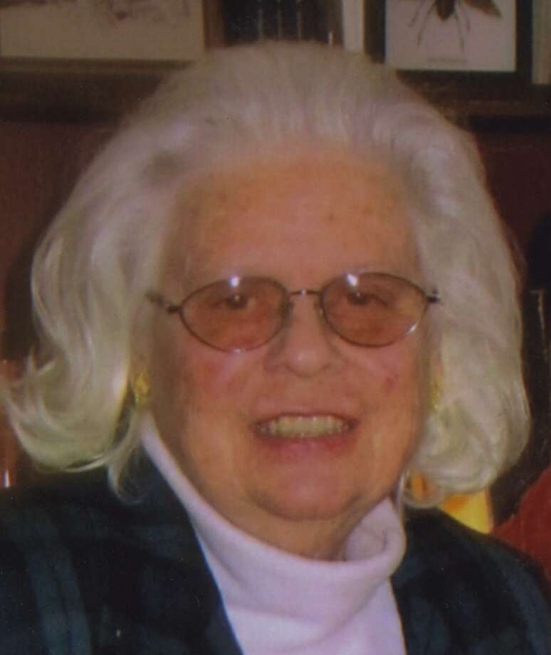 Norma Bartol Photo: Contributed Photo / Contributed Photo / Greenwich Time Contributed