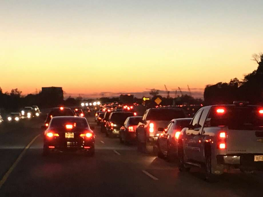 Some Southeast Texas area highways were experiencing heavy congestion the evening before Thanksgiving.Scroll through to see heavily congested Beaumont and SETX roads as of 2:30 p.m. on Black Friday and Texas' worst speed traps. Photo: Krista Chandler