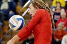 Katie Engelhardt     Team: USA Pos: Libero Class: Sr. No. 3