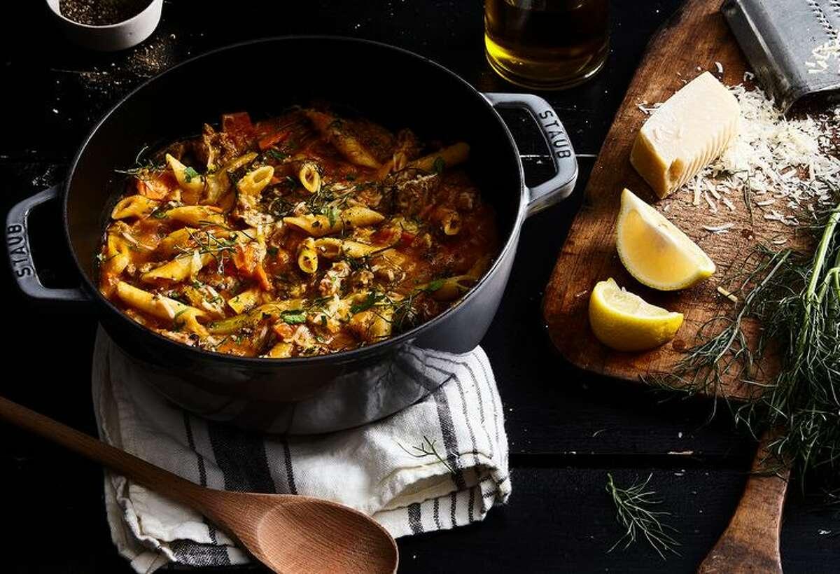 One pot pasta:
