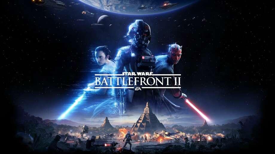 "Promotional image for ""Star Wars Battlefront II"" Photo: Electronic Arts / EA.com"