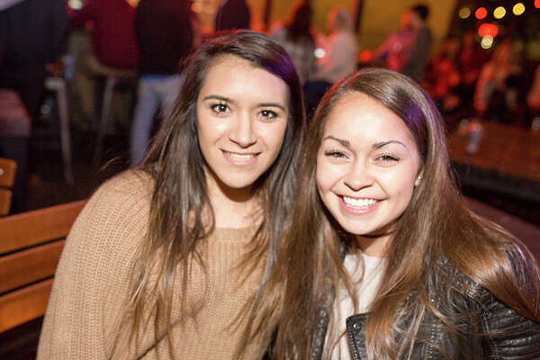 "Holiday fun kicked off at the  ""Thanksgiving Eve Reunion Party""  at Little Woodrow's in Stone Oak on Wednesday, Nov. 22, 2017.  The bash doubled as a reunion for those ""home for the holidays"" and had turkey bowling, drink specials and live music all night into Turkey Day."