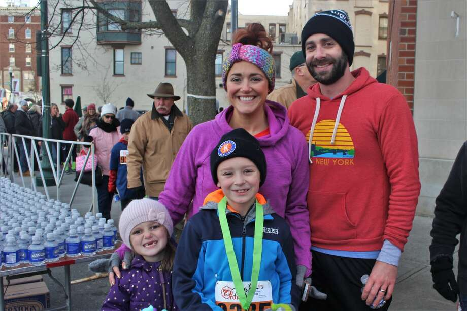 Were you Seen at the Troy Turkey Trot in downtown Troy on Nov. 23, 2017? Photo: Rezart Bushati