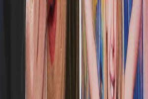 Kimberly Shappley holds a photo of her daughter, Kai Shappley, who is transgender, during a press conference at the Montrose Center where community leaders react to the news that Donald Trump is expected to roll back Obama era regulations that protect transgender people Thursday, Feb. 23, 2017 in Houston. ( Michael Ciaglo / Houston Chronicle )