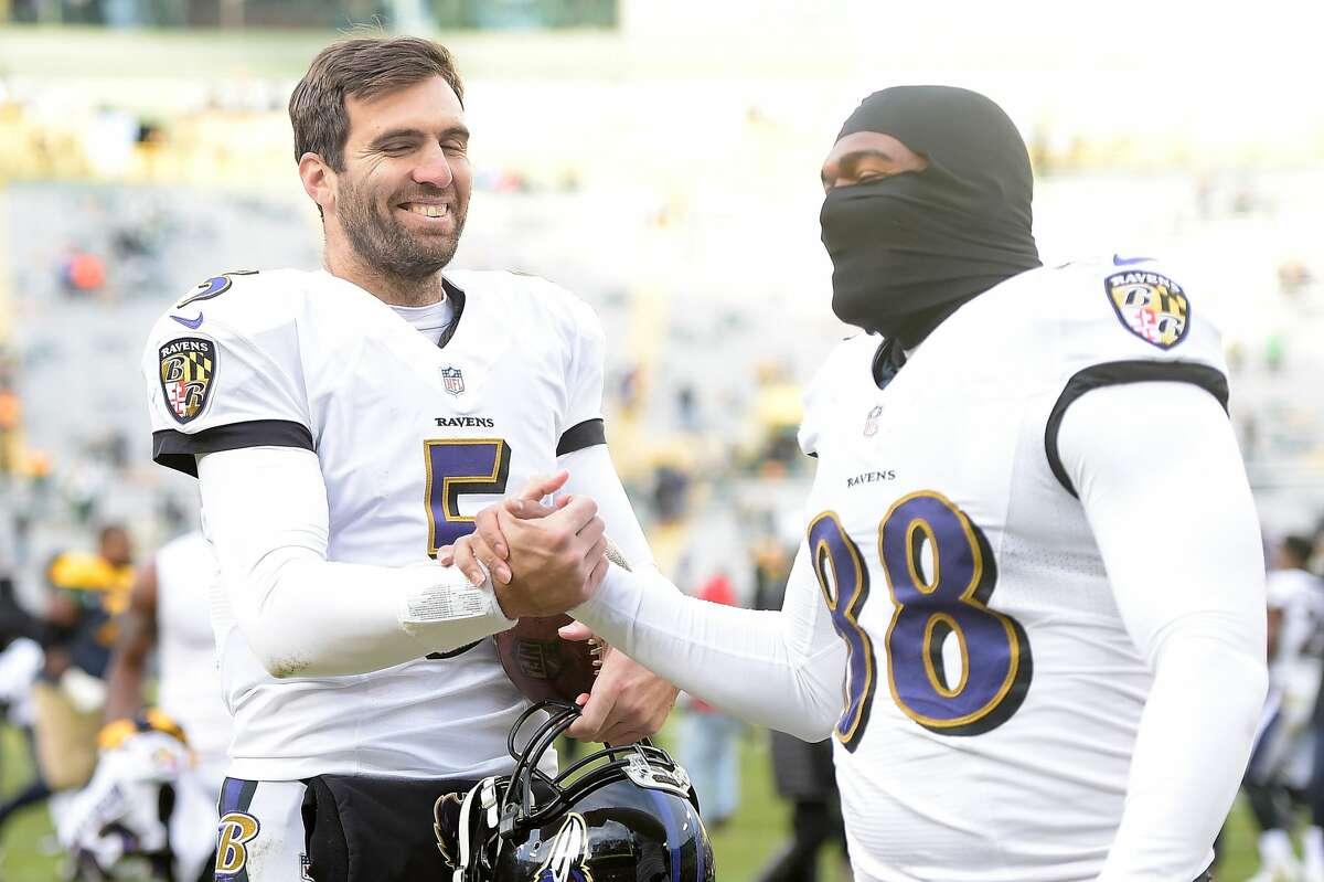 Houston plus-7 at Baltimore Ravens 19-10