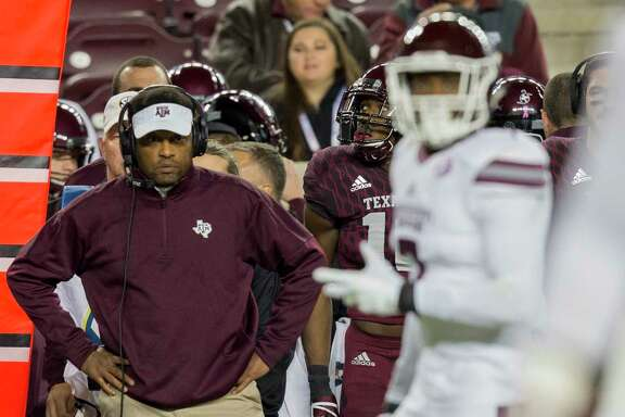 Texas A&M coach Kevin Sumlin, who will be fired after Saturday's game at LSU, retains plenty of support among his players and former players.