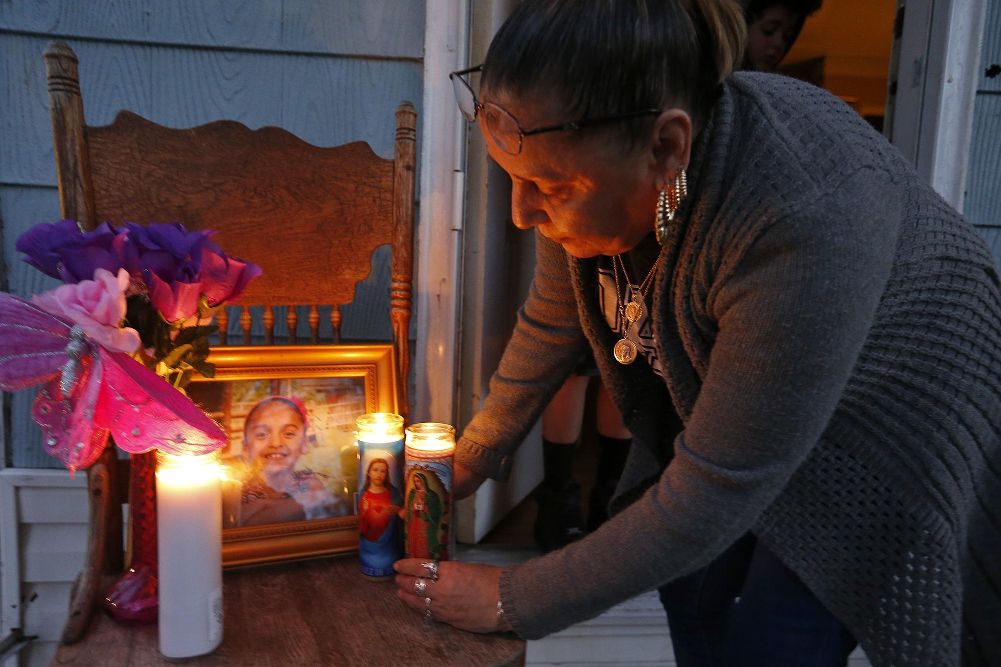 San Antonio Girl 10 Fatally Shot In Her Bedroom San Antonio Express News