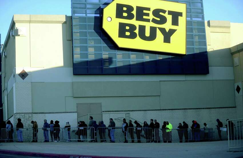 Best BuyThanksgiving Day: Opens at 5 p.m. Black Friday: 8 a.m.