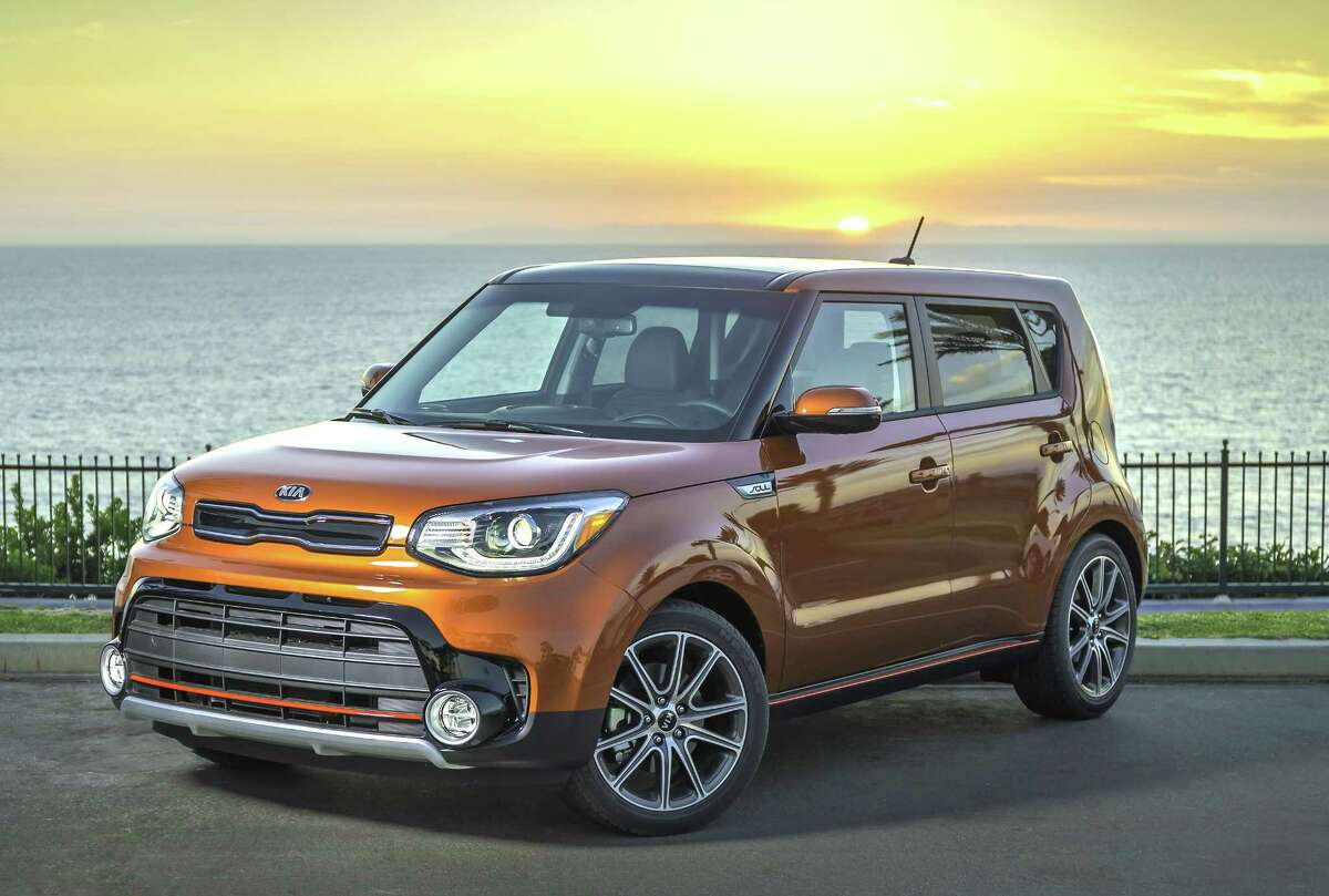 5. Kia Soul Fatal accident rate per billion vehicle miles: 5.1 (Average for all vehicles: 2.6)