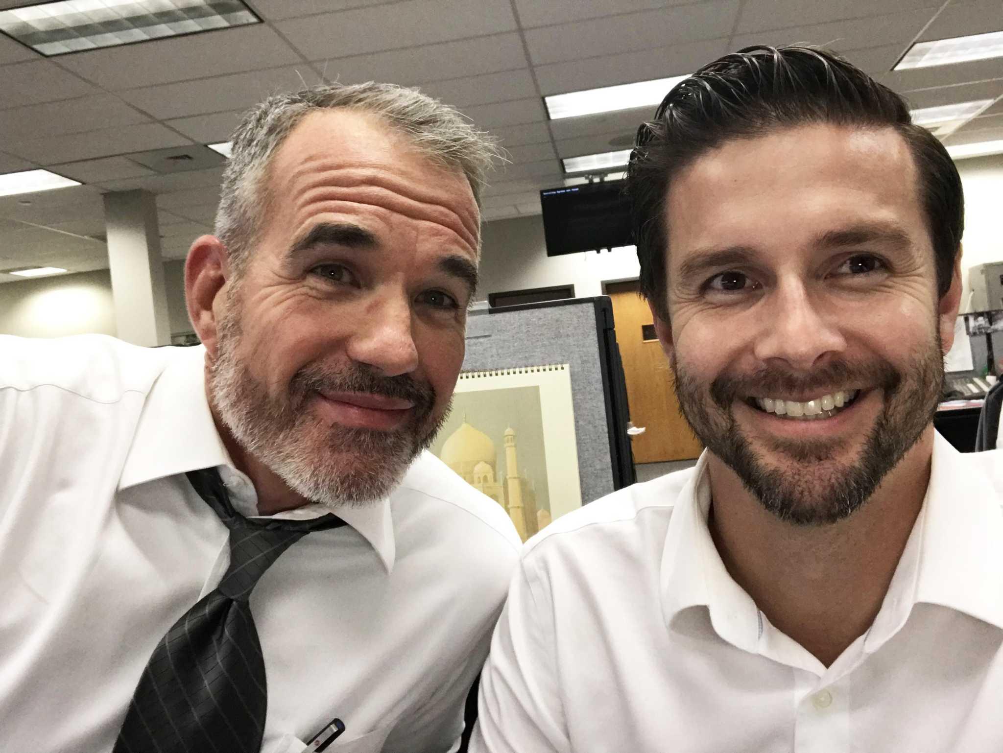 Gay tv anchors