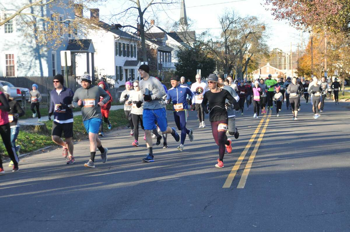 The 16th annual Stratford Turkey Day Trot was held on Thanksgiving morning - Thursday, Nov. 23, 2017. Were you SEEN at the start and finish of the 5K race? To see all the race photos, head to www.jlgdesigns.com.