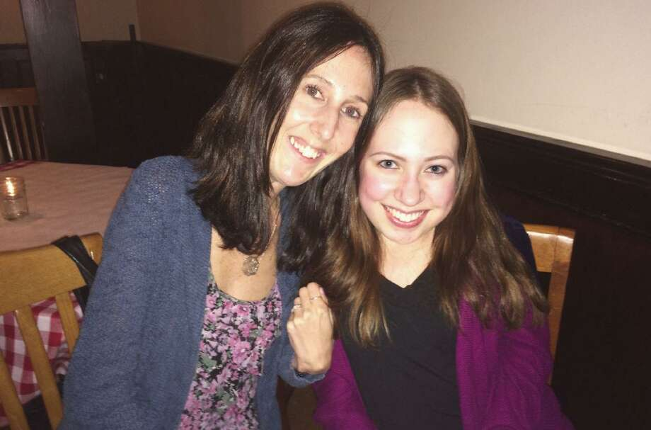 Holly LaPrade and Jasmin Floyd are the only people living in Connecticut with Fibrodysplasia ossificans progressiva. Photo: Contributed Photo