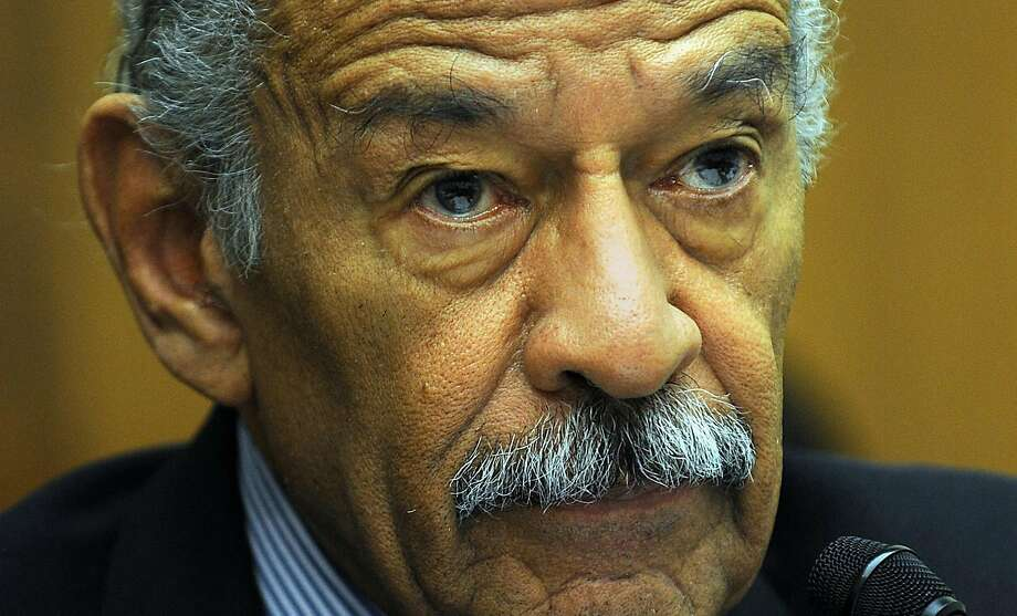 Rep. John Conyers is the first African American to chair the Judiciary Committee. Photo: Astrid Riecken, TNS