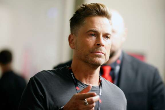 Rob Lowe in 2017.