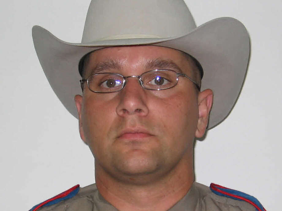 Texas DPS Trooper Damon Charles Allen was shot and killed in the line of duty during a Thanksgiving Day traffic story Thursday, Nov. 23, 2017. Photo: Texas Department Of Public Safety