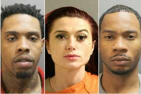 Three people were arrested on Thanksgiving Day in connection with the trafficking and forced prostitution of a minor.