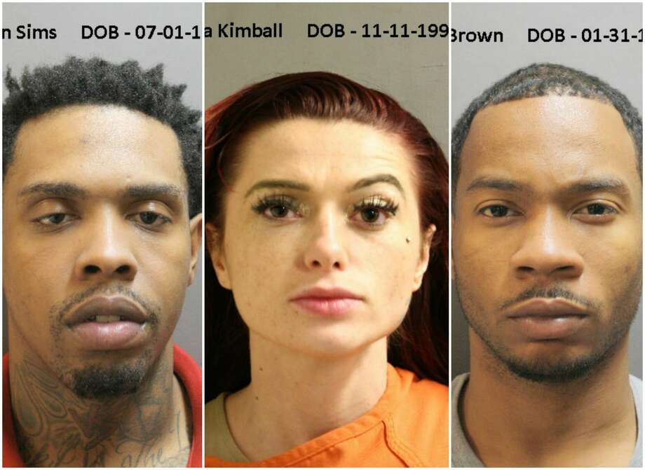 Three people were arrested on Thanksgiving Day in connection with the trafficking and forced prostitution of a minor. Photo: BeFunky