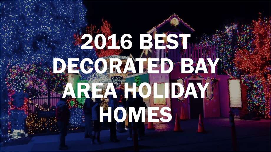 the best neighborhoods for holiday lights in the bay area - Bay Area Christmas Lights