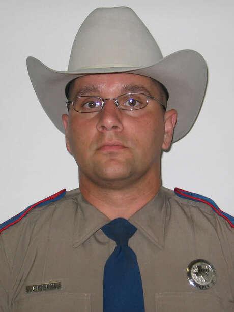 Damon Allen was a 15-year veteran of the Texas highway patrol.