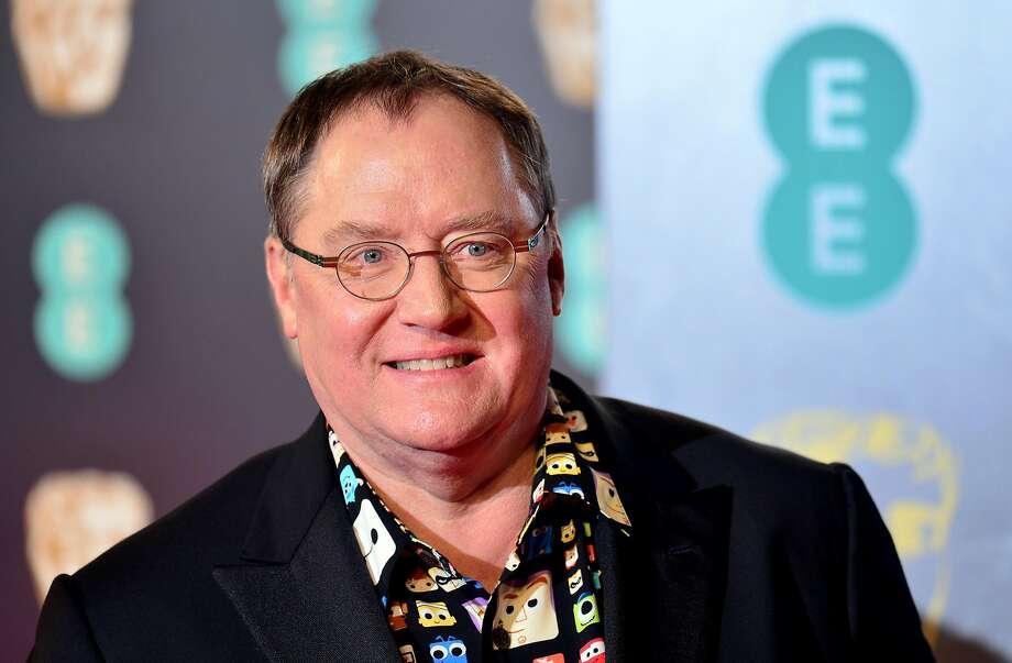 John Lasseter Photo: Dominic Lipinski/PA Photos, TNS