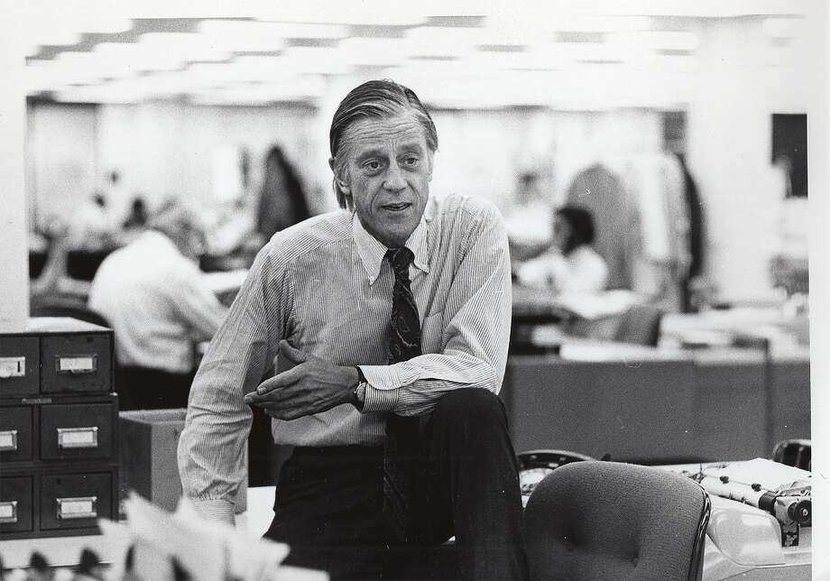 """The Newspaper Man: The Life and Times of Ben Bradlee"", airs on HBO. Photo: Courtesy Of HBO"