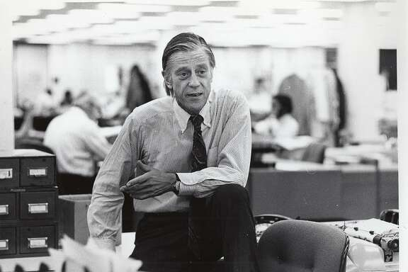 Review of Newspaper Man, Washington Post editor Ben Bradlee, airing on HBO on Monday