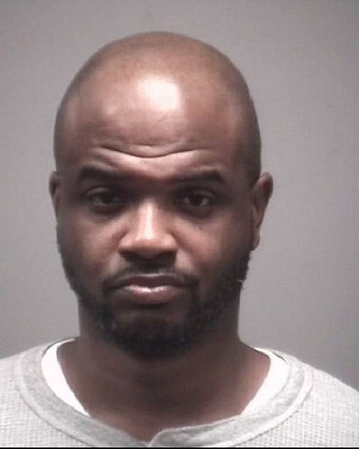 Andre Stephon Edwards, 40, of 96 Grandview Avenue in Hamden,  was recently charged in connection with a bank robbery. Photo: Contributed