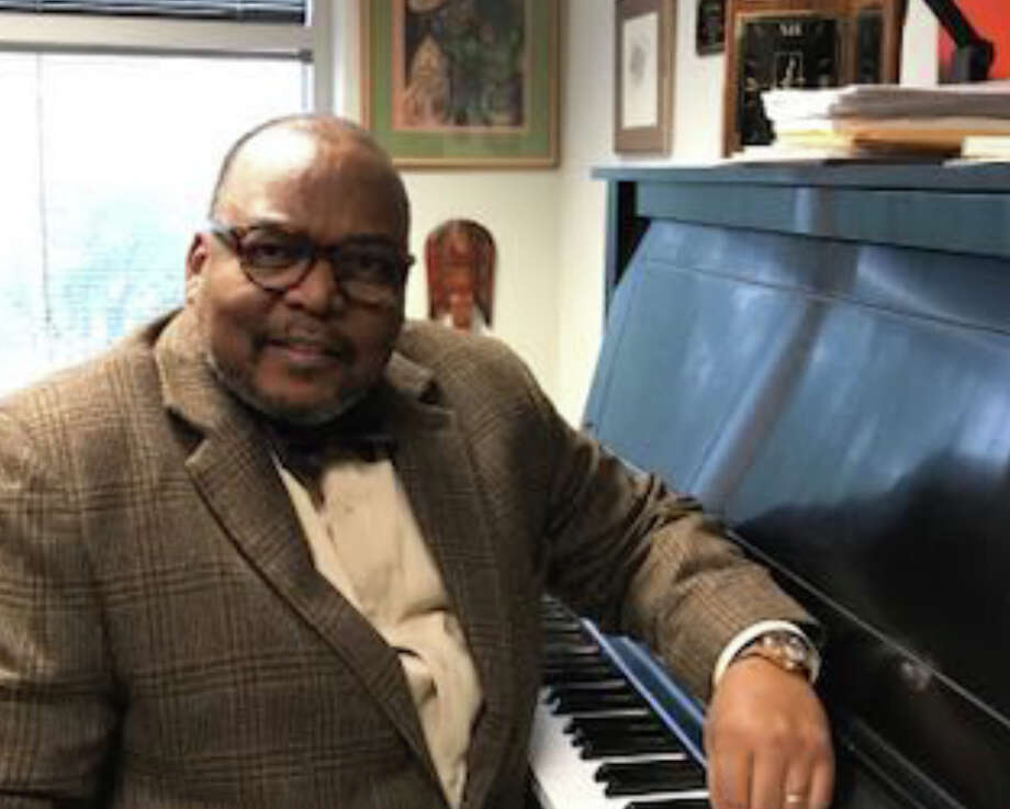 Dr. Danny Kelley, who stills plays concerts regularly, has been dean of the College of Arts and Sciences at Prairie View A&M University for the past 13 years. Photo: Dr. Danny Kelley / handout