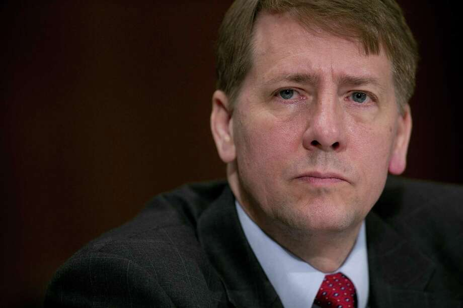 Richard Cordray announced that Friday would be his last day leading the Consumer Financial Protection Bureau. Photo: Andrew Harrer /Bloomberg / Bloomberg