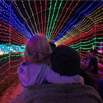 3of 19experience a texas size christmas at santas wonderland in college stationphoto santas wonderland - Christmas Lights College Station