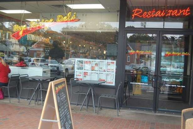 "The Rye Ridge Deli proudly bills itself as a ""New York Kosher Style Deli and Restaurant."""