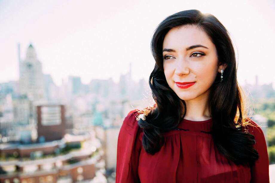"""After performing in several Broadway shows, Fairfield native Julie Benko decided to make a slight change in career direction with her first jazz recording, """"Introducing Julie Benko."""" Photo: Contributed Photo / Connecticut Post Contributed"""