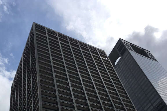 Northwestern Mutual is on the 31st floor of the 32-story Kinder Morgan building at 1001 Louisiana.