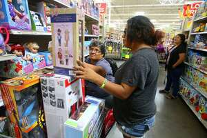 Sales tax revenue in Texas jumped nearly 10 percent to $2.7 billion in January, the Texas comptroller's office said Friday.