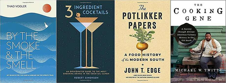 Our favorite non-cooking food and drink books Photo: Various