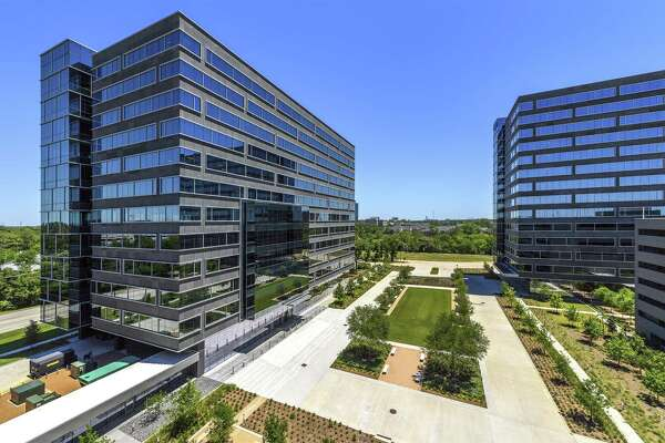 Skanska developed the West Memorial Place office campus along Memorial Drive, just west of Terry Hershey Park. The buildings took on 3 feet of water after Hurricane Harvey.