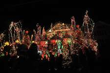 """The annual """"Light Up Main"""" festivities marked the beginning of the holiday season Friday evening in Torrington."""