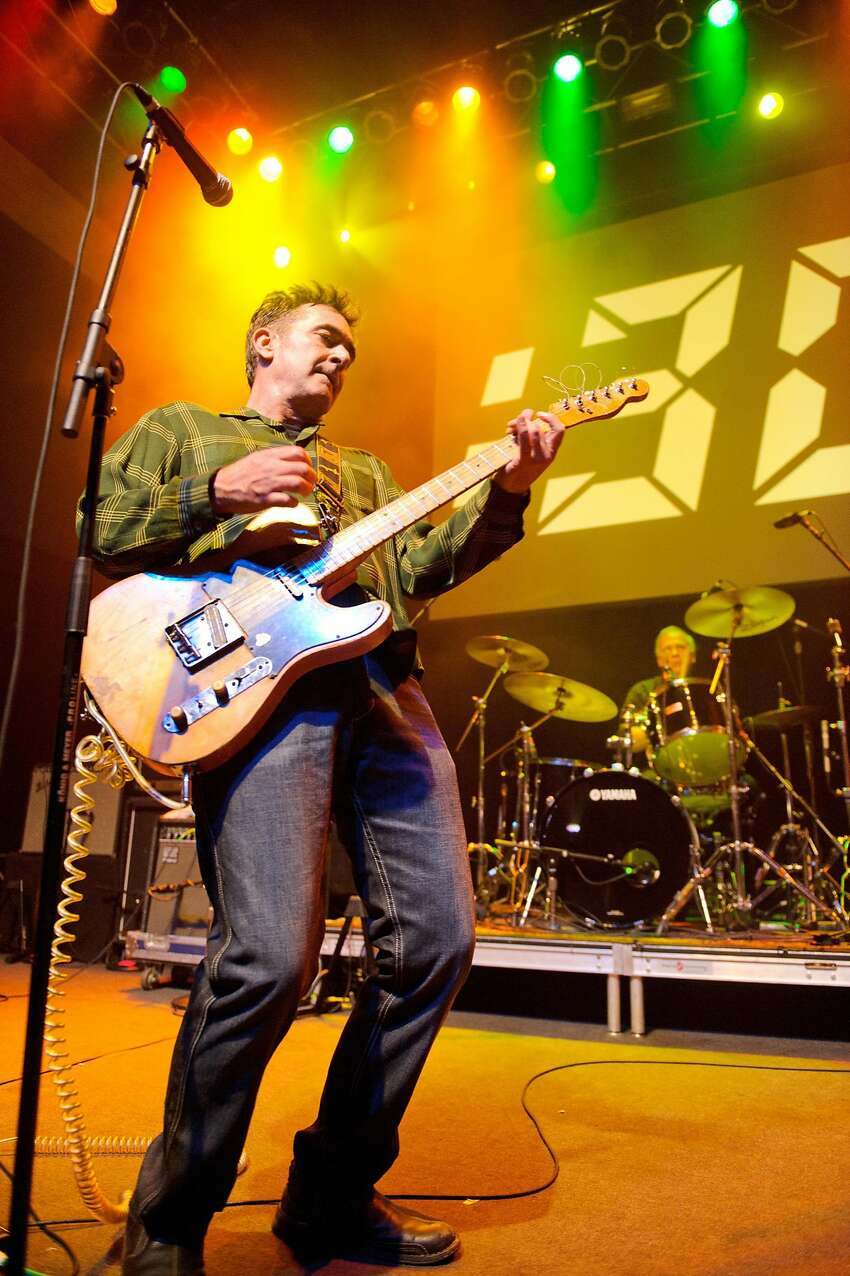 Tommy Keene performs at the 30th anniversary concert for the 9:30 Club in Washington, D.C., in 2010. MUST CREDIT: Photo for The Washington Post by Kyle Gustafson