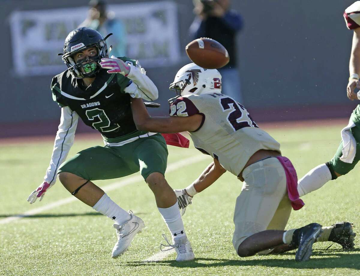 The Southwest Dragons and Los Fresnos have a rematch of last year's second-round game at 1 p.m. Saturday at Alamo Stadium.