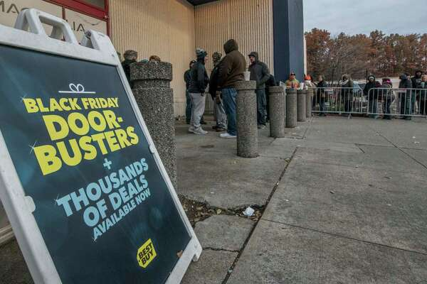 Malls, retailers turn down the volume on Black Friday