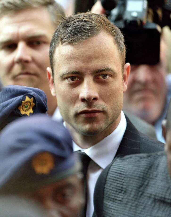 Oscar Pistorious' prison sentence more than doubled