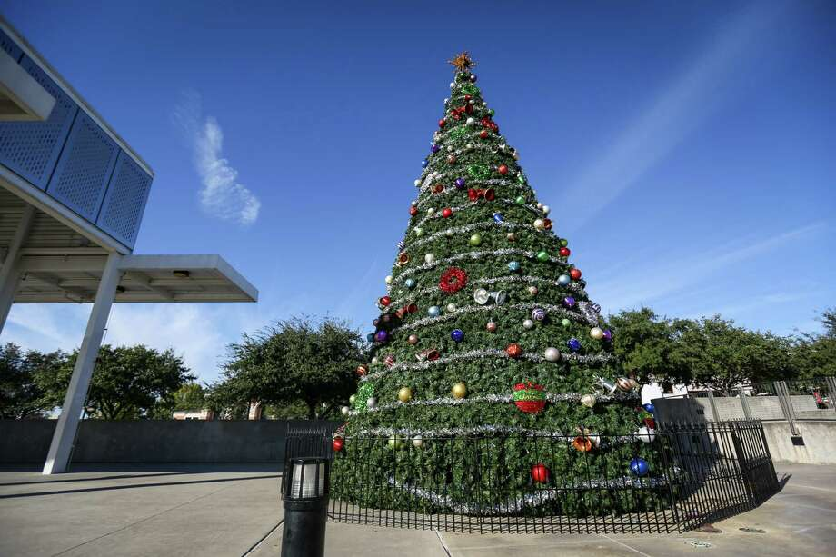 the heritage place christmas tree is pictured on tuesday nov 21 2017 - Houston Christmas Events