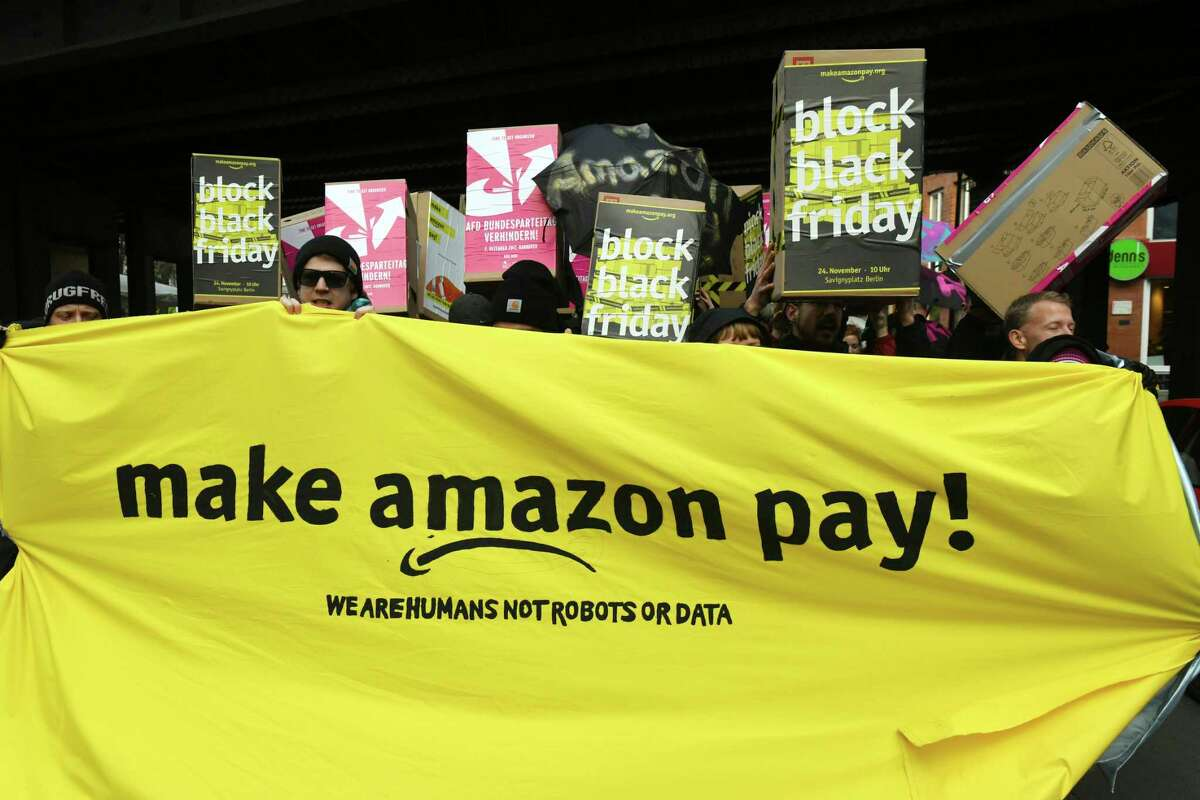 Workers are agitating for better treatment from the company While Prime Day takes over the world, Amazon employees in Europe are on strike, for everything from less restrictions on time off and wage cuts, to collective bargaining agreement.