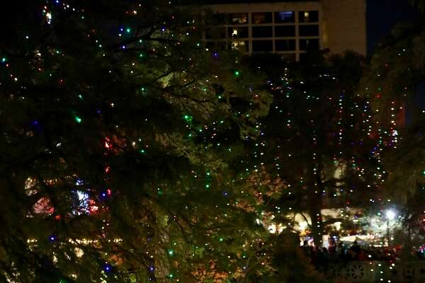 On November 24, 2017 the Ford Holiday River Parade kicked off the lighting of the San Antonio River Walk. The Mayor of San Antonio and Eva Longoria were among the participants in the hour long fun filled illuminated parade.