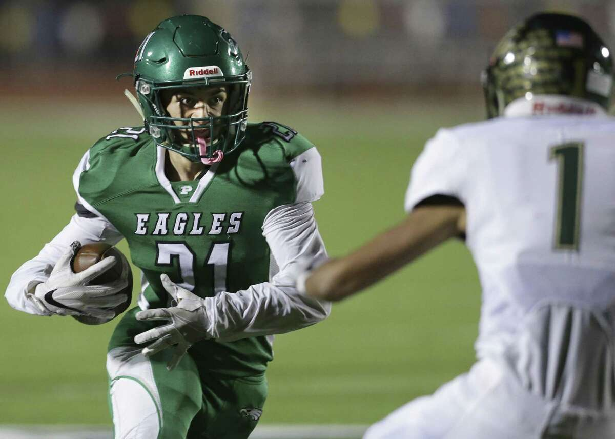 20. Canyon Lake Eagles Record: 7-1 4A-1 Region IV District 14 Opponents with a winning record: 1 Week 9 result: L - Lost to Fredericksburg 21-14