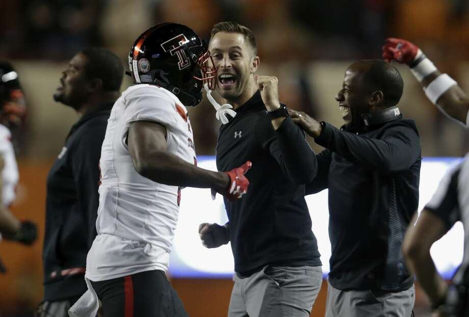 24. Kliff Kingsbury, Texas Tech$3.41 million per year Photo: Tim Warner/Getty Images