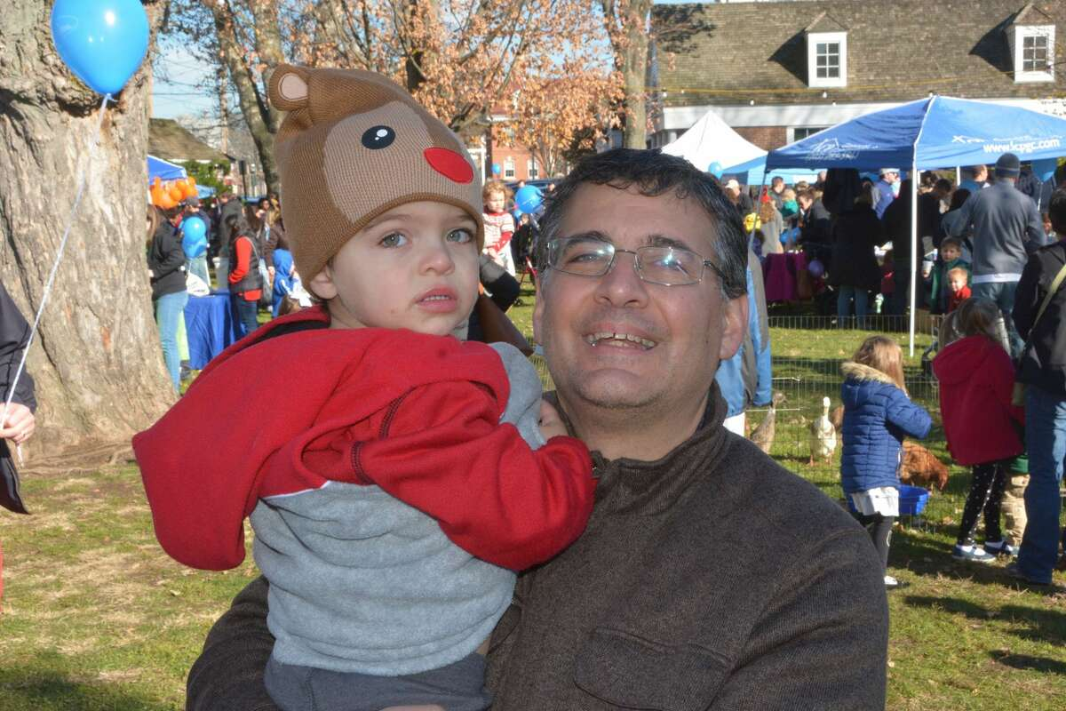 Santa stopped by the Sherman Green-Fairfield Center on November 25, 2017. Children had the chance to sit with Santa and receive a small gift, enjoy horse and wagon rides, hot chocolate, holiday music and a petting zoo. Were you SEEN?