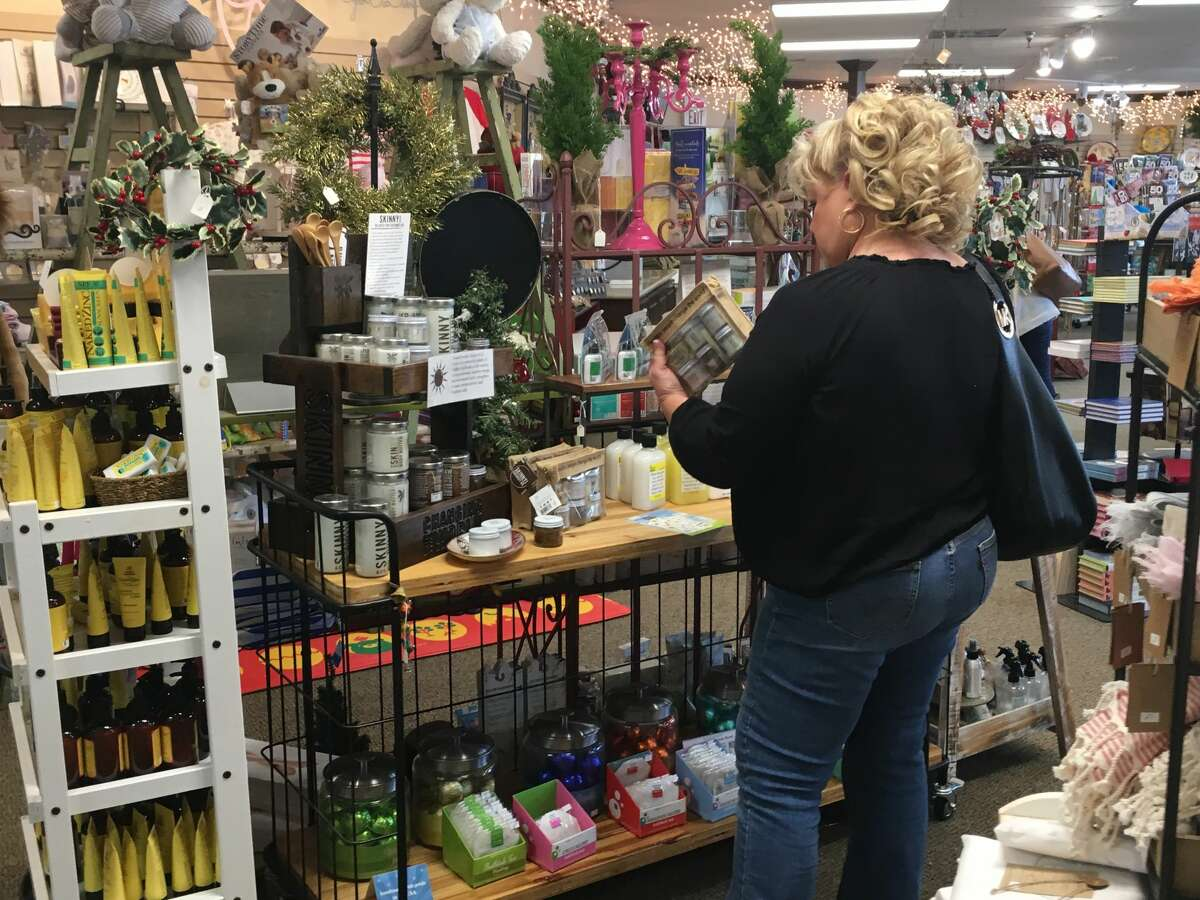 Were you 'Seen' shopping at local Beaumont shops during Small Business Saturday?